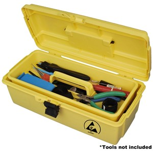 Menda 35870 Durastatic 174 Tool Box With Tray 14 5 Quot X 7 5