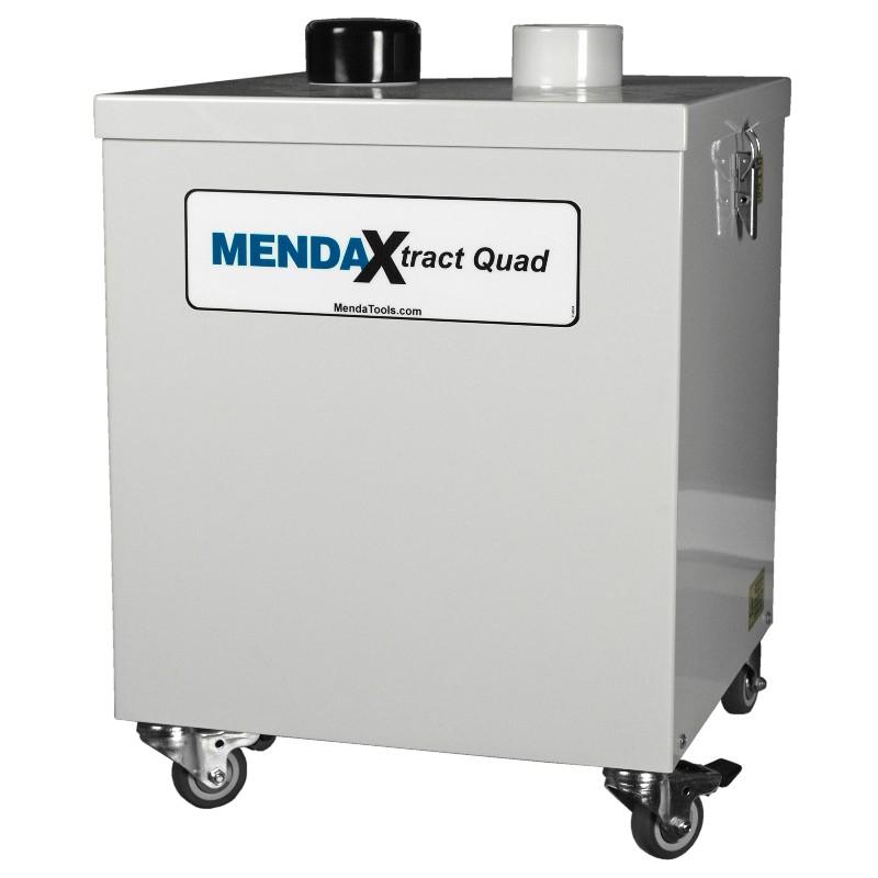 Menda 35460 Quad Fume Extractor 120vac