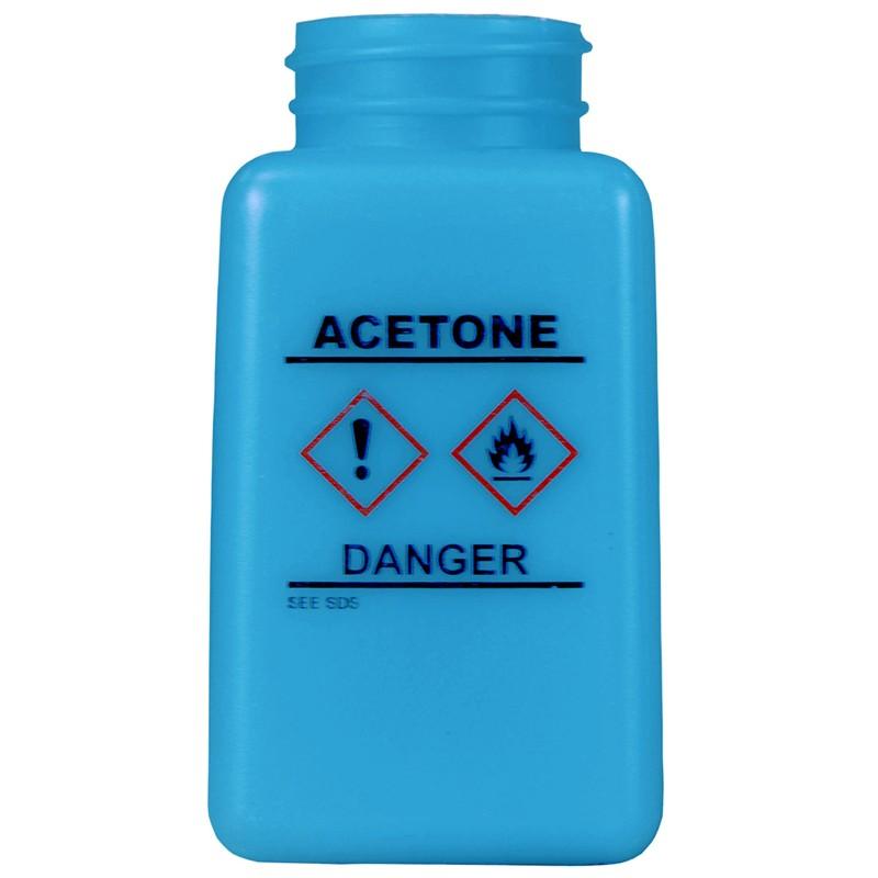 Menda 35731 Durastatic 174 Dissipative Blue Hdpe Bottle